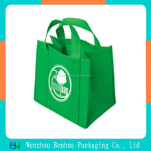 Non woven shopping promotion wine bag