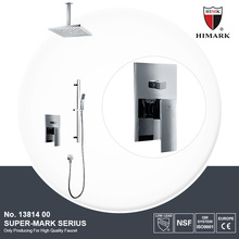 Wall mounted European shower tap mixer