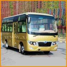 Precio de nuevo autobús de pasajeros 10-19 plazas LISHAN bus venta