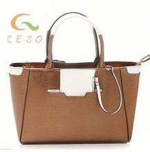 Handmade handbag 2015-latest fashion handbags vinyl tote bags