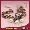 Big Pearl Tree Root Antique Jewelry Gold