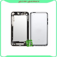 Rear housing for ipod touch 4 back cover housing