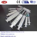 de plástico médica jeringa desechable fabricante