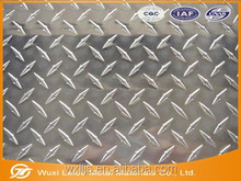 Aluminum Checkered Sheet Alloy 5052
