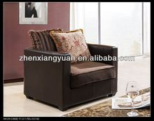 2015 Living room sofas Royal antique furniture wooden frame sofa classic fabric armchair
