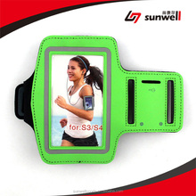Hands Free Protective Smartphone Running Armband