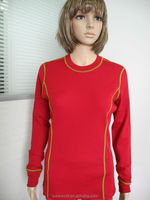 Women's Merino Wool Crew Neck Top