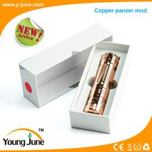 pipa de <span class=keywords><strong>tabaco</strong></span> panzer mod vape mecánica mod