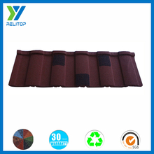 Sand coated roof/roman style metal roofing tiles for building material