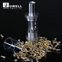 Best Price Electronic Cigarette For Uwell Crown Atomizer, Hot Runner Refillable Vaporizer Pen with Large Vapor e cig vape kit