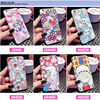 kt cat baymax silicone phone case for iPhone6 cartoon 3d luminous case