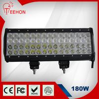 high carport led light 180w bar tractor 180W Offroad led light roof bar 12V 24V used police light bars