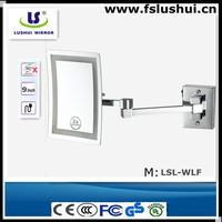door mirror cover led light