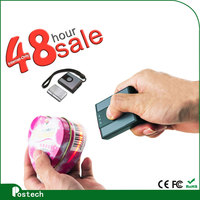 Android mobile phone with barcode scanner with Motoro la's sensor SE655, 1D mini bluetooth barcode reader factory price