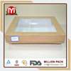 Container Salad Box,Salad Food Paper Packaging Box