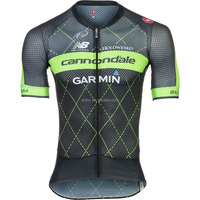 Castelli Climber's Full-Zip Short-sleeve Men's Cycling Jerseys Shirts