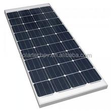 Normal size 130W 140W 150W mono solar panel solar cell