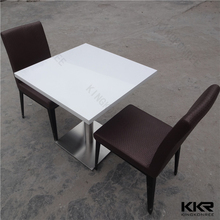 70*70cm dining table set , fast food tables and seats