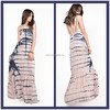 New online Shop With Tie-Dye Maxi Dress In long gown alibaba