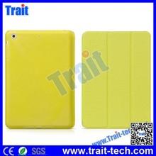 HOCO Tri-foldable Flip Stand TPU+ PU Leather cover for iPad Mini case