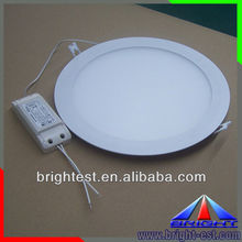 led flat panel lighting,10 inch round led panel light