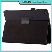 kickstand leather case for ipad, hot selling for stand ipad case