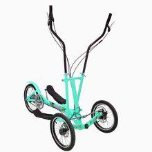 2015 new elliptical bike adult bike three wheel fitness bike