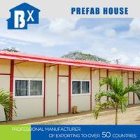 Larger Space Reliable Structure Steel k type houses