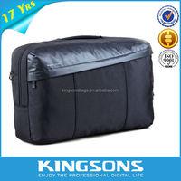 Hot selling black duffel bag for men