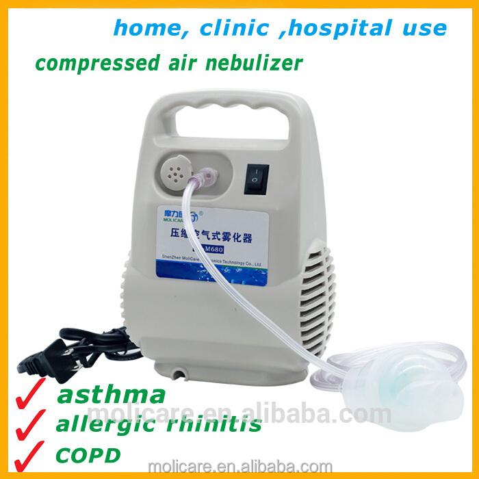 nebulizer breathing machine