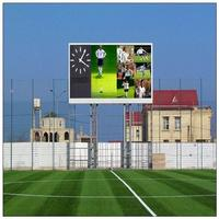led outdoor tv billboard asynchronous or synchronous led control card