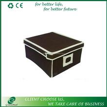 Nice hot selling jute storage box