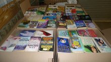 USED CHILDRENS, FICTION, NON-FICTION, GENERAL BOOKS, REFERENCE BOOKS