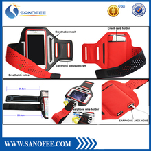 With Key/Credit Card/Money Holder for Iphone 6/6s Sports Armband Phone holder