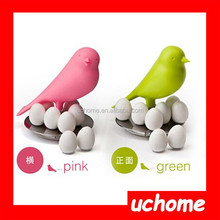 UCHOME Flexible Magnet Fridge Bird Resin Fridge Magnet