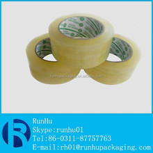 Factory price high quality bopp tape adhesive tape packing tape for sealing