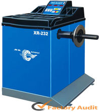 HOT SALE!!!automatic Wheel BalancerXR-232 wheel balancing machine price