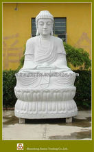 Buddha stone carvings