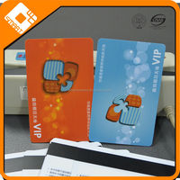 Factory price 300 OE / 2750 OE magnetic card matal magnetic stripe card