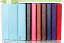 Smart Cover With Auto Sleep Leather Case For IPad Case , For Ipad Air Case , For Ipad Mini Case