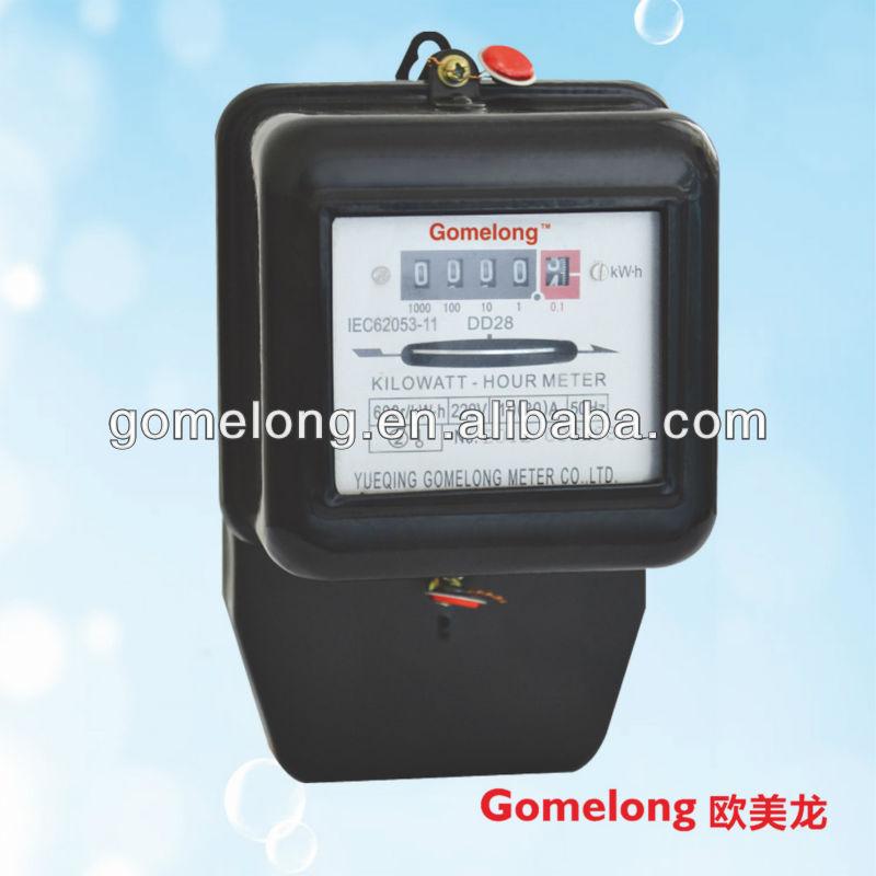 Dd28 / DD283 / DD284 digital kilo watt meter
