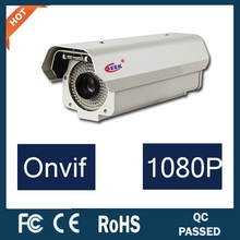 2.1MP 1080P Sony Cmos sensor automatic license plate recognition cameras traffic cameras