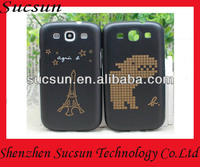 Eiffel Tower Retro Style Protective Hard Case for Samsung Galaxy S IV S 4 i9500 i9505 Paypal is accepted Dinosaur Case