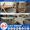 4/4.5/5mm 1220*2440mm curved plywood chairs directly from china