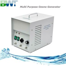 Low cost high quality high concentration water & air purifier corona discharge ozonator