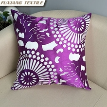2015 popular hot saling new fashion popular faux silk hollow-out cutting double layer sofa/chair cushion for home/hotel/car