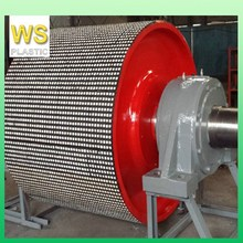 professional manufacture ceramic pulley lagging rubber sheet