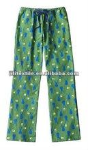 Pijama de franela tela c 20*10 40*42 1.1m/1.5m