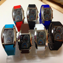 New design cheap led Wristwatch Silicone LED watchs