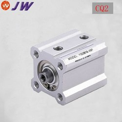 China Top Pneumatic CQ2B series CQ2B25-10D compact air cylinder